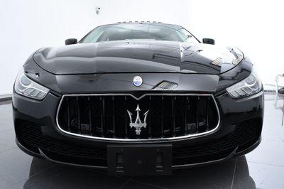 2015 Maserati Ghibli 4dr Sedan S Q4 - Click to see full-size photo viewer