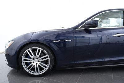 2015 Maserati Ghibli 4dr Sedan S Q4 - Click to see full-size photo viewer