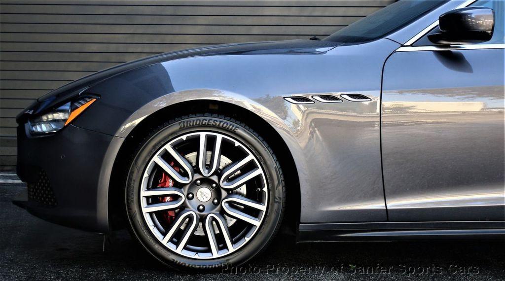 2015 Maserati Ghibli 4dr Sedan S Q4 - 20603334 - 37
