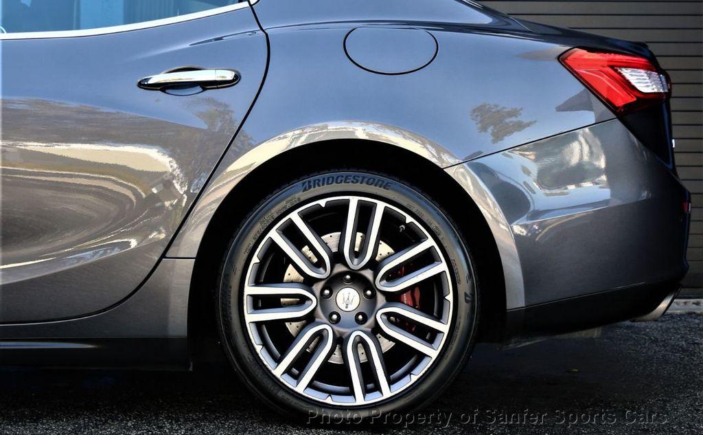 2015 Maserati Ghibli 4dr Sedan S Q4 - 20603334 - 40