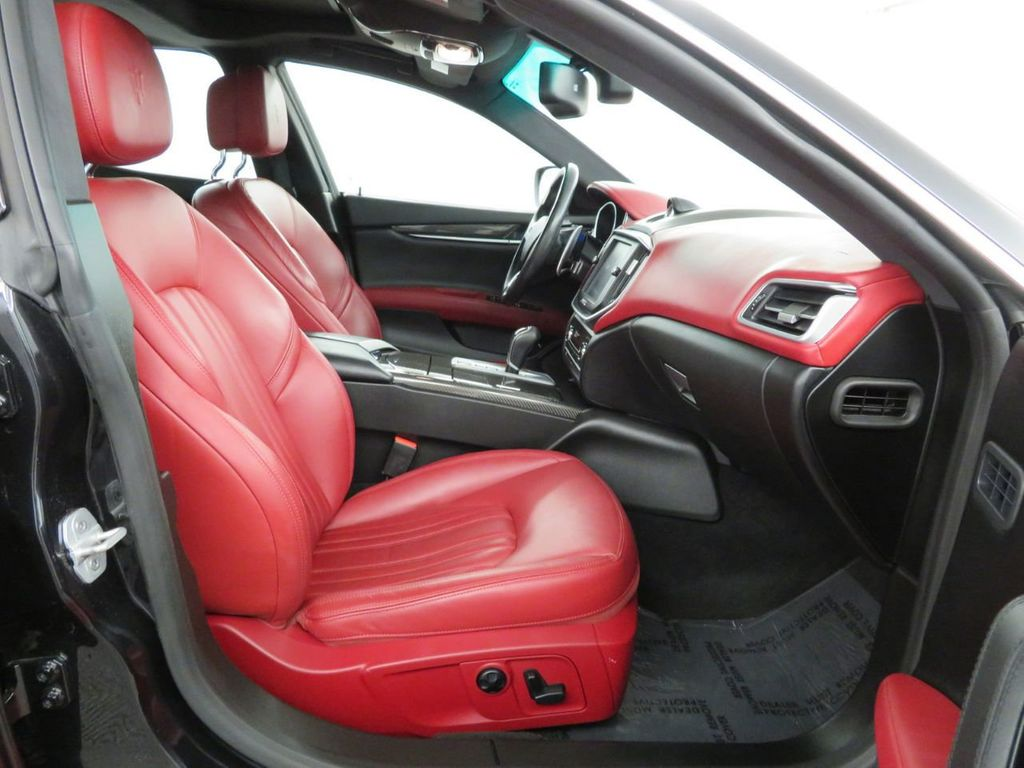 2015 Maserati Ghibli 4dr Sedan S Q4 - 18386667 - 11