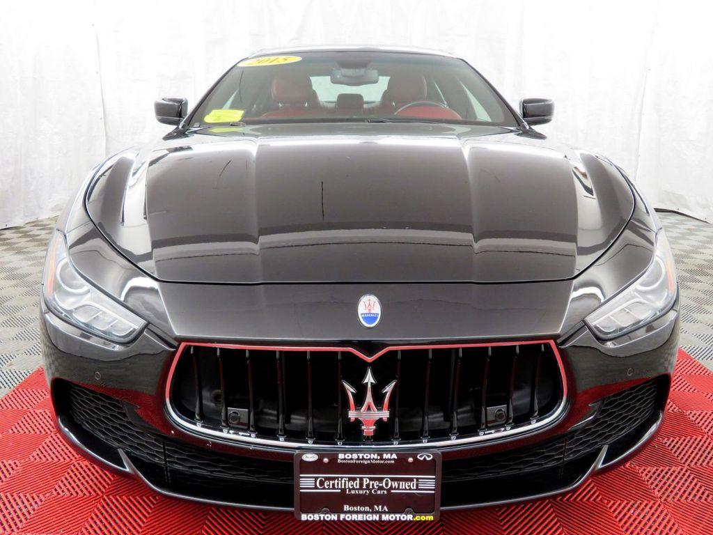 2015 Maserati Ghibli 4dr Sedan S Q4 - 18386667 - 1