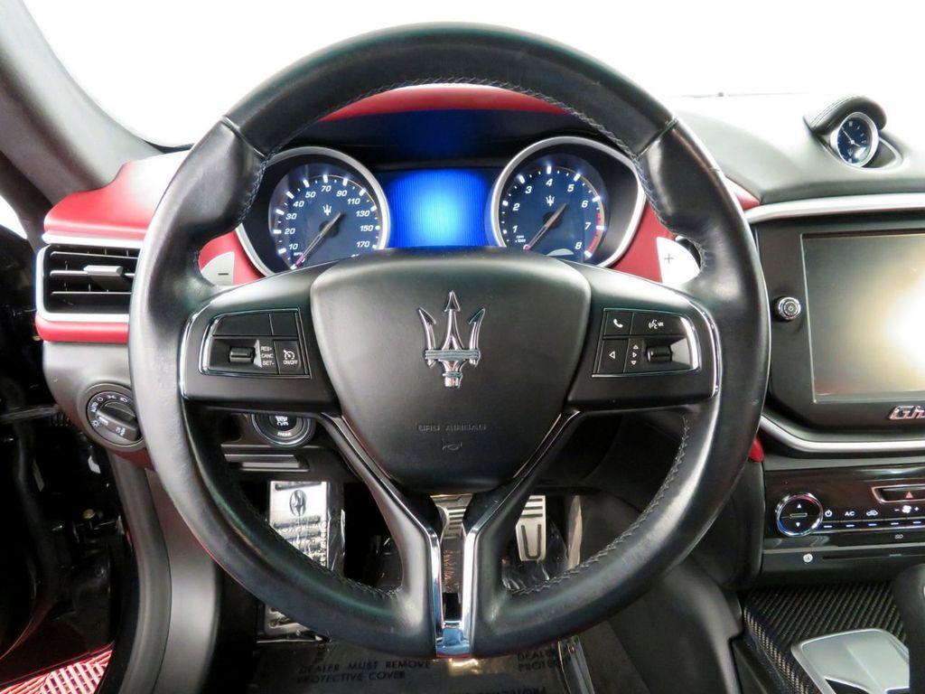 2015 Maserati Ghibli 4dr Sedan S Q4 - 18386667 - 19
