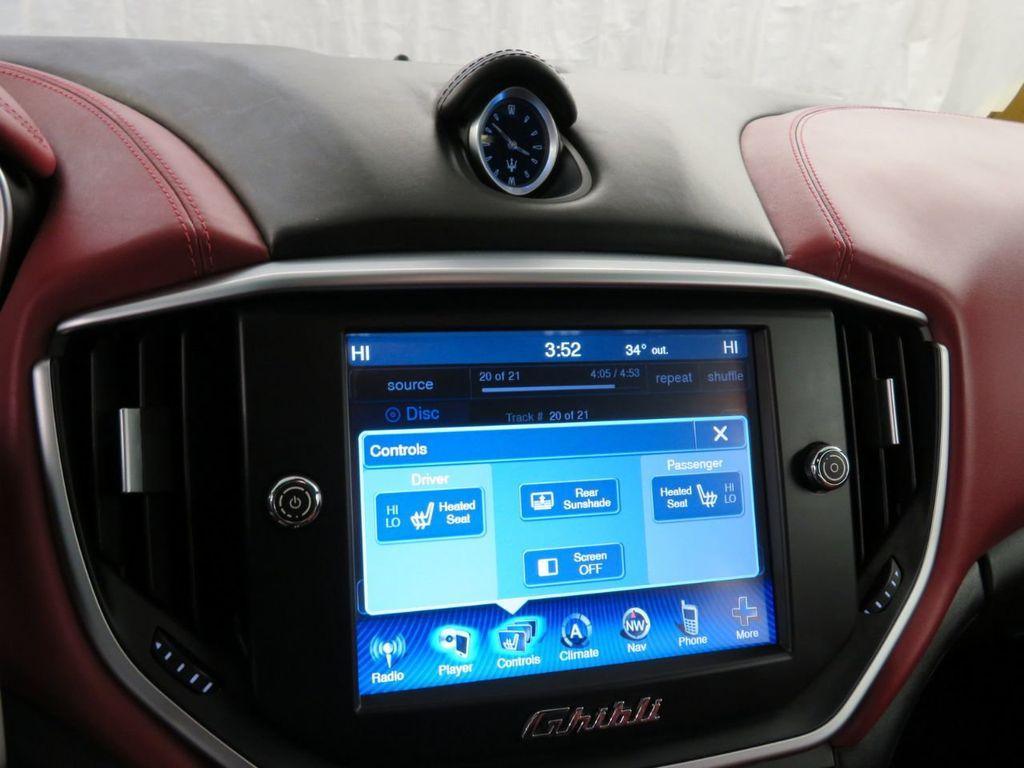 2015 Maserati Ghibli 4dr Sedan S Q4 - 18386667 - 27