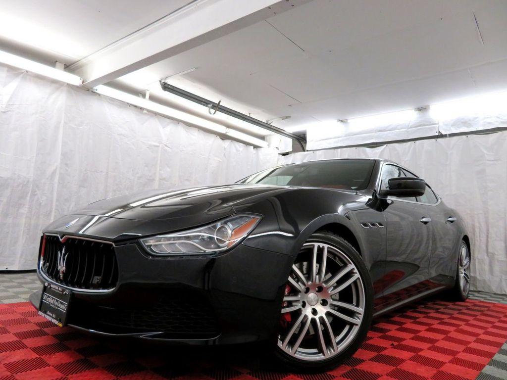 2015 Maserati Ghibli 4dr Sedan S Q4 - 18386667 - 39