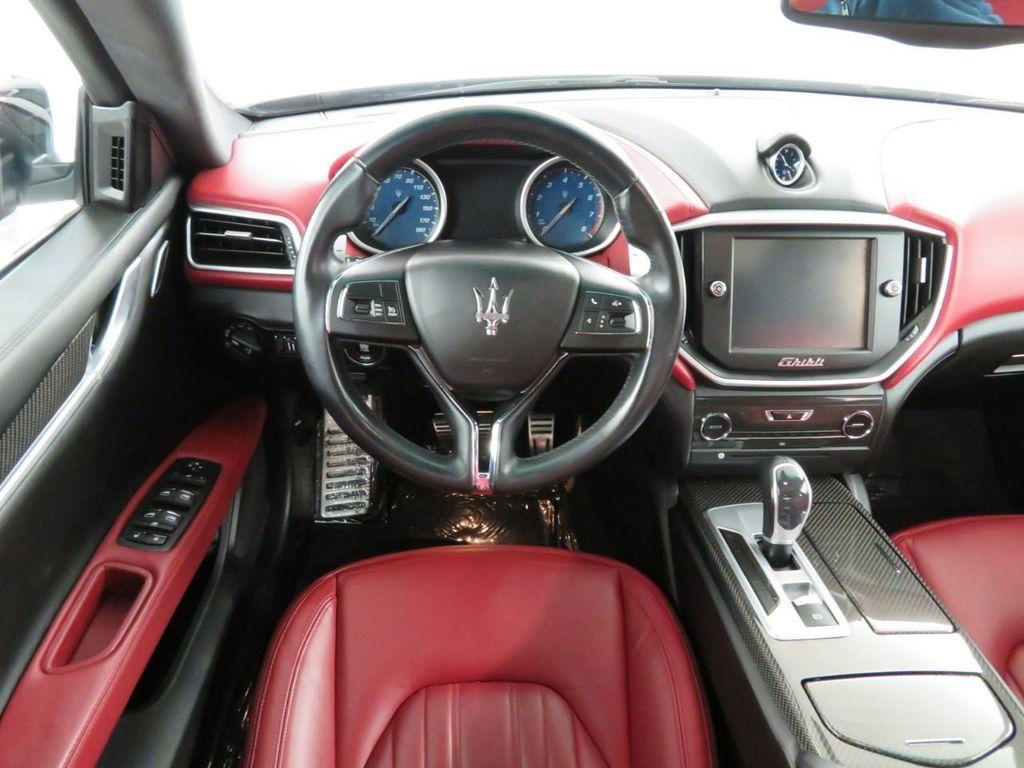 2015 Maserati Ghibli 4dr Sedan S Q4 - 18386667 - 6