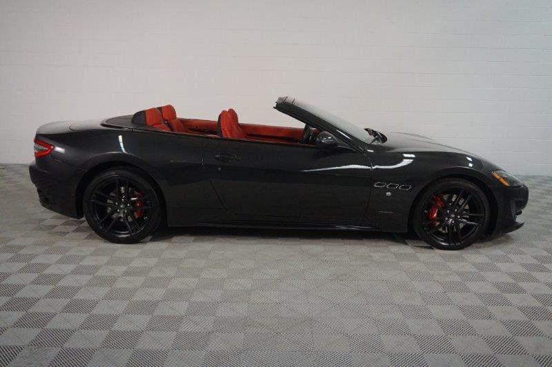 2015 Maserati GranTurismo Convertible 2dr Sport - 18488847 - 10