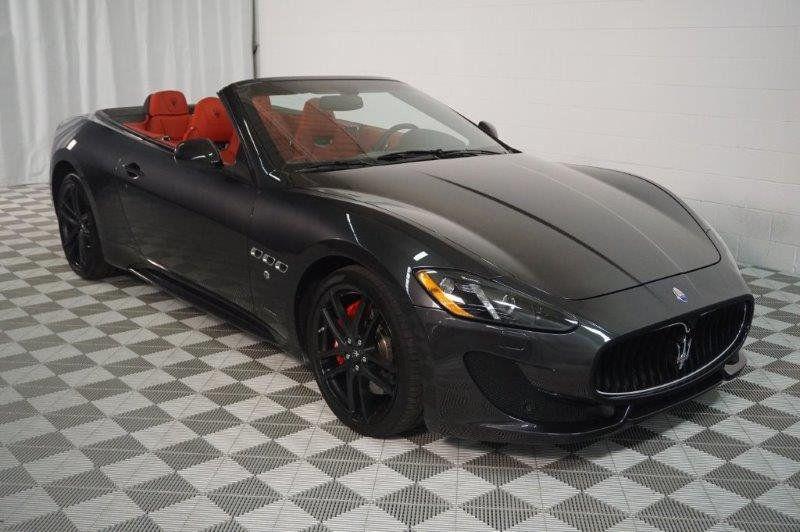 Used Maserati Granturismo >> 2015 Used Maserati Granturismo Convertible 2dr Sport At Kip Sheward