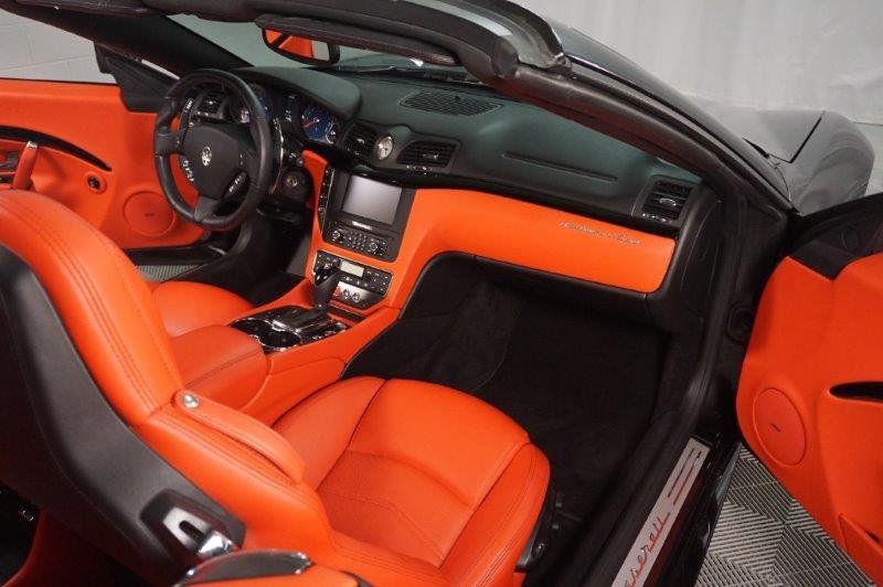 2015 Maserati GranTurismo Convertible 2dr Sport - 18488847 - 13