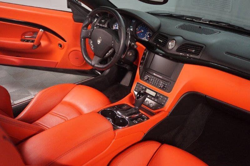 2015 Maserati GranTurismo Convertible 2dr Sport - 18488847 - 14