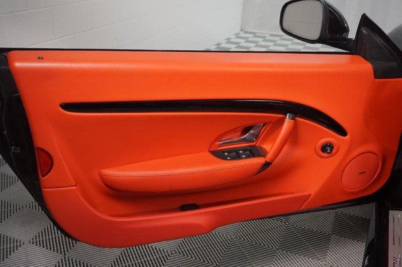 2015 Maserati GranTurismo Convertible 2dr Sport - 18488847 - 17