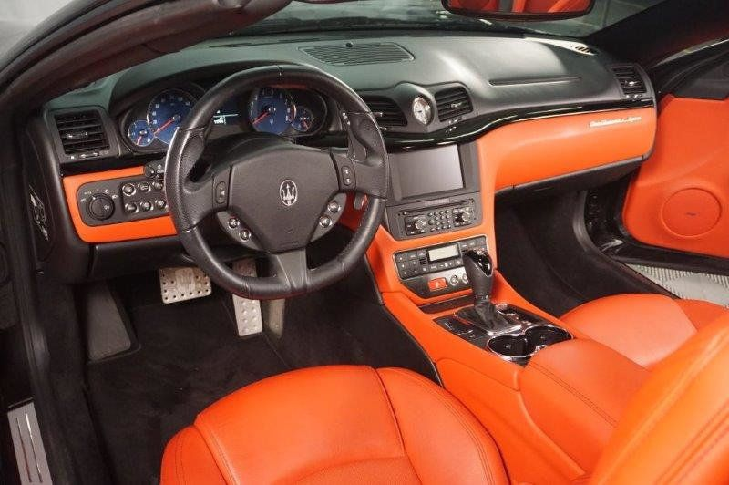 2015 Maserati GranTurismo Convertible 2dr Sport - 18488847 - 18