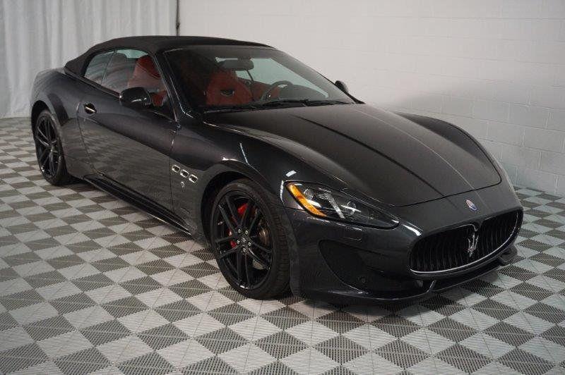 2015 Maserati GranTurismo Convertible 2dr Sport - 18488847 - 2