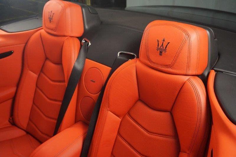 2015 Maserati GranTurismo Convertible 2dr Sport - 18488847 - 33