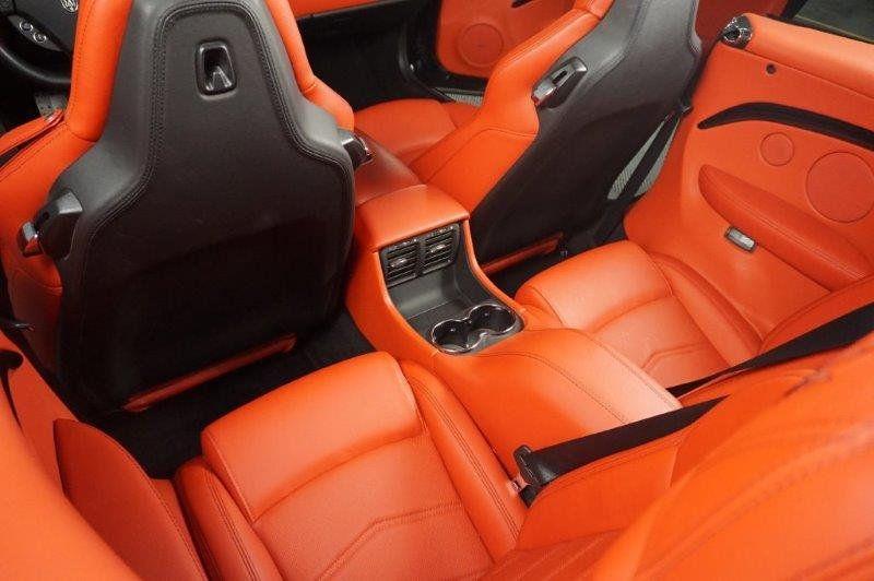 2015 Maserati GranTurismo Convertible 2dr Sport - 18488847 - 36