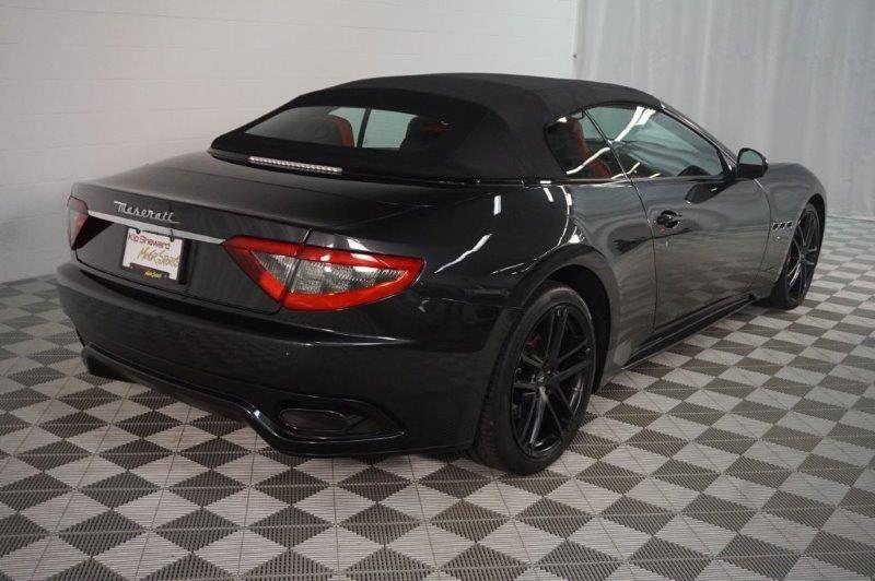 2015 Maserati GranTurismo Convertible 2dr Sport - 18488847 - 3
