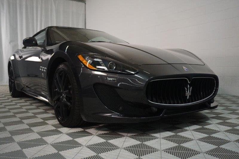 2015 Maserati GranTurismo Convertible 2dr Sport - 18488847 - 8