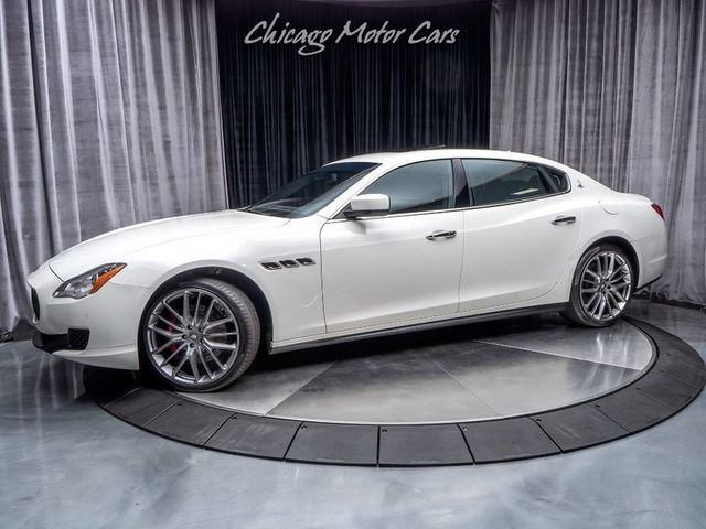 2015 Maserati Quattroporte >> 2015 Maserati Quattroporte 4dr Sedan S Q4 Sedan For Sale West Chicago Il 42 800 Motorcar Com