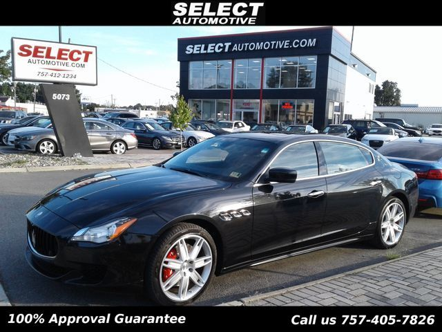 2015 Maserati Quattroporte 4dr Sedan S Q4 Sedan For Sale Virginia