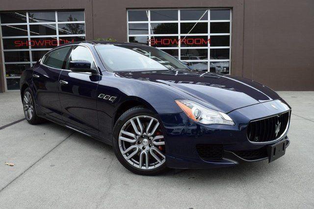 2015 Maserati Quattroporte >> 2015 Used Maserati Quattroporte 4dr Sedan S Q4 At Auto Quest Inc Serving Seattle Wa Iid 19419618