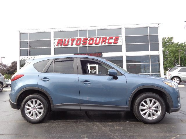 2015 Used Mazda Cx 5 Awd 4dr Automatic Touring At Autosource Motors Inc Serving Milwaukee Wi Iid 19245534