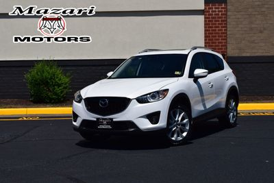 2015 Mazda CX-5 FWD 4dr Automatic Grand Touring SUV