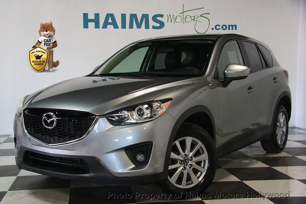 2015 mazda cx 5 fwd 4dr automatic touring suv for sale in hollywood fl 14 977 on. Black Bedroom Furniture Sets. Home Design Ideas