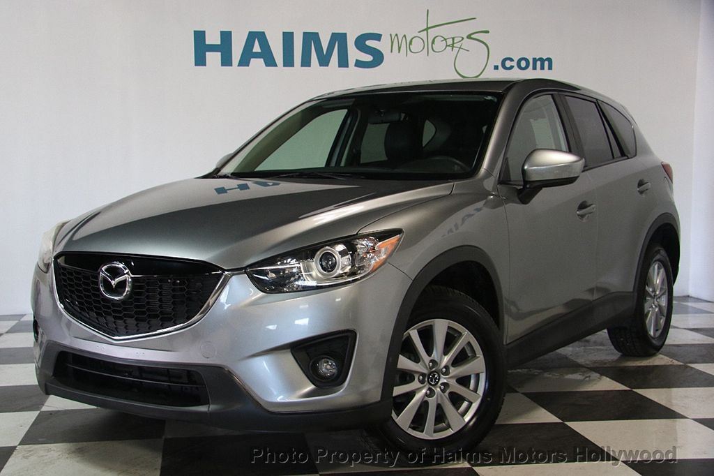 2015 used mazda cx-5 fwd 4dr automatic touring at haims motors