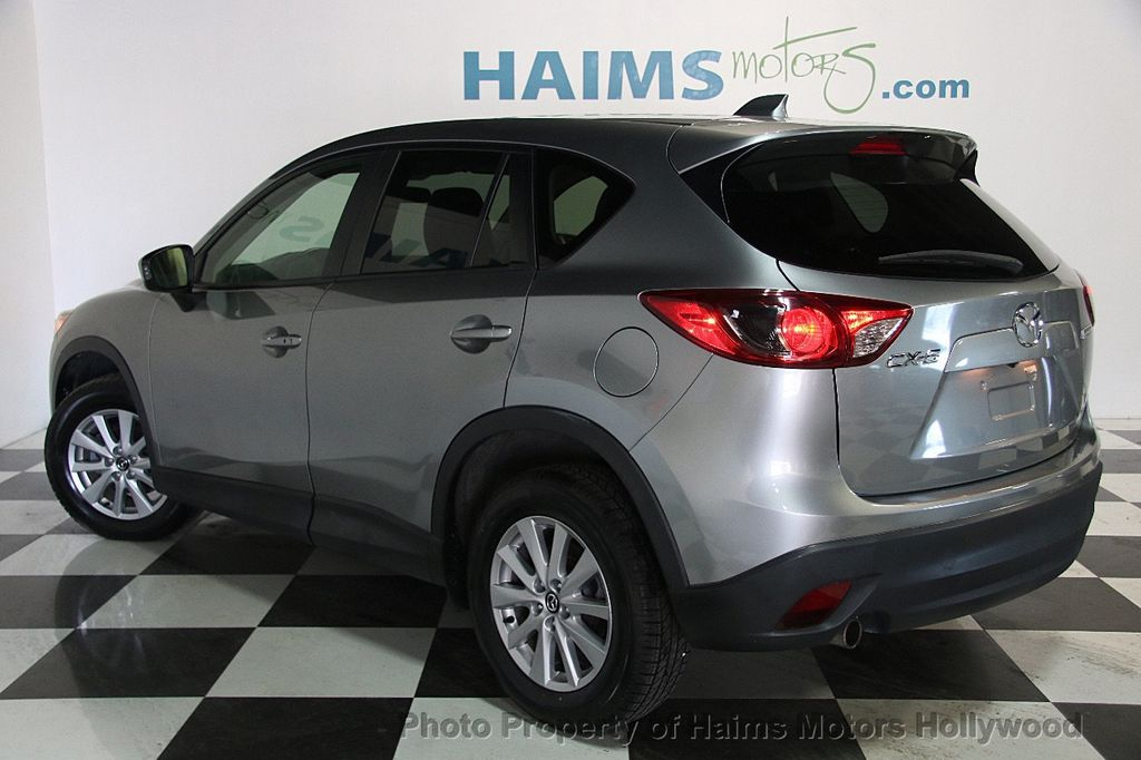 2015 used mazda cx 5 fwd 4dr automatic touring at haims motors serving fort lauderdale. Black Bedroom Furniture Sets. Home Design Ideas