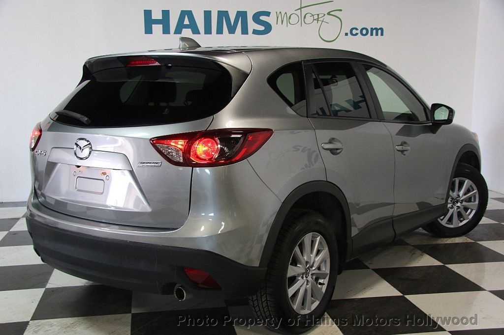 2015 Used Mazda CX 5 FWD 4dr Automatic Touring at Haims Motors