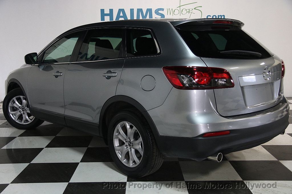 2015 mazda cx 9 awd 4dr sport suv for sale in hollywood fl 14 977 on. Black Bedroom Furniture Sets. Home Design Ideas