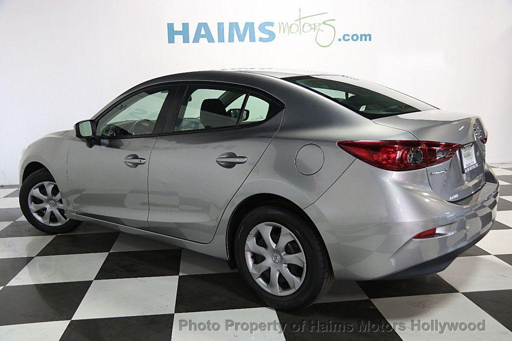 2015 Used Mazda Mazda3 4dr Sedan Automatic I Sport At