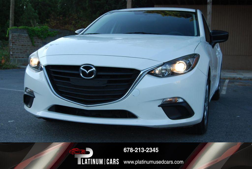 2015 Mazda Mazda3 4dr Sedan Automatic i SV - 17995974 - 0