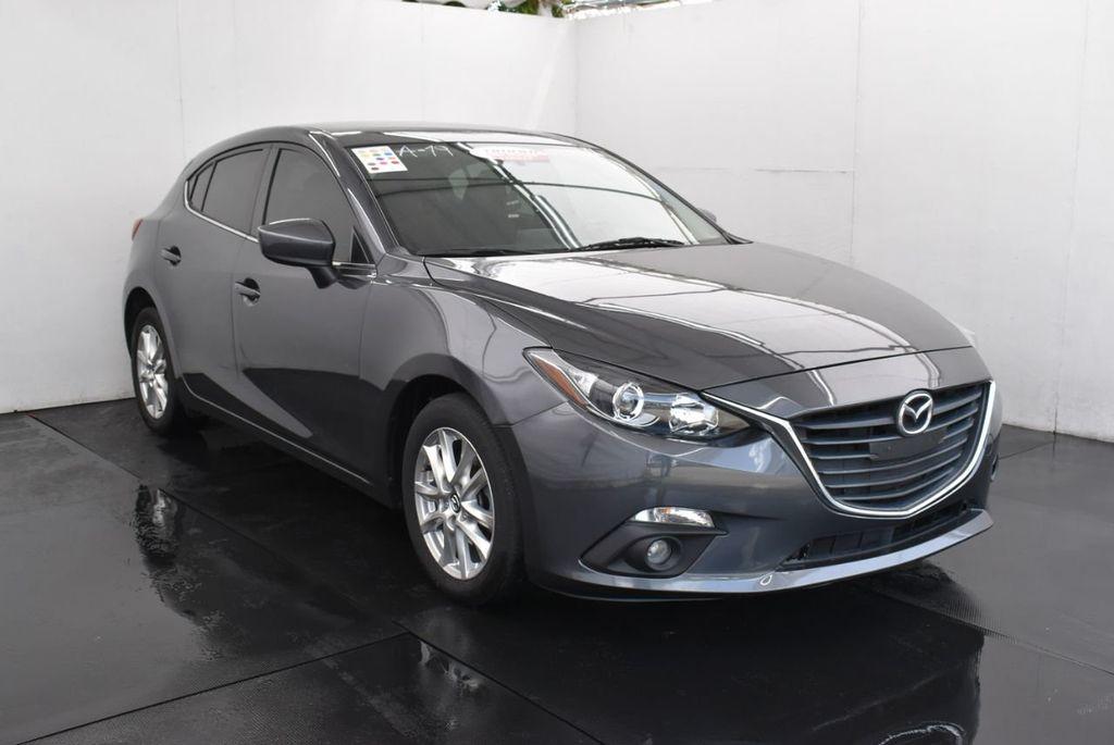 2015 Mazda Mazda3 I TOURING - 18122120 - 0