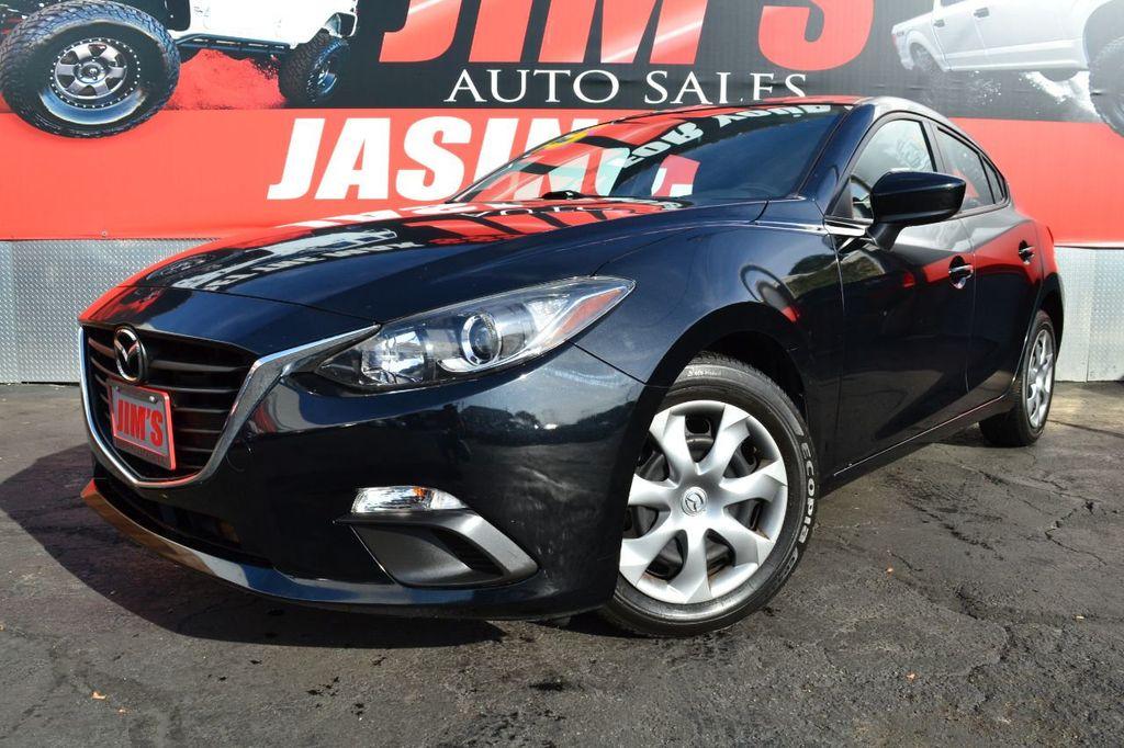 2015 Mazda Mazda3 Mazda Mazda3 i Sport Hatchback AutoCheck 1-Owner - 18253798 - 0