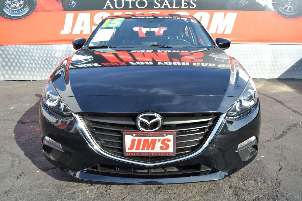 2015 Mazda Mazda3 Mazda Mazda3 i Sport Hatchback AutoCheck 1-Owner - 18253798 - 1