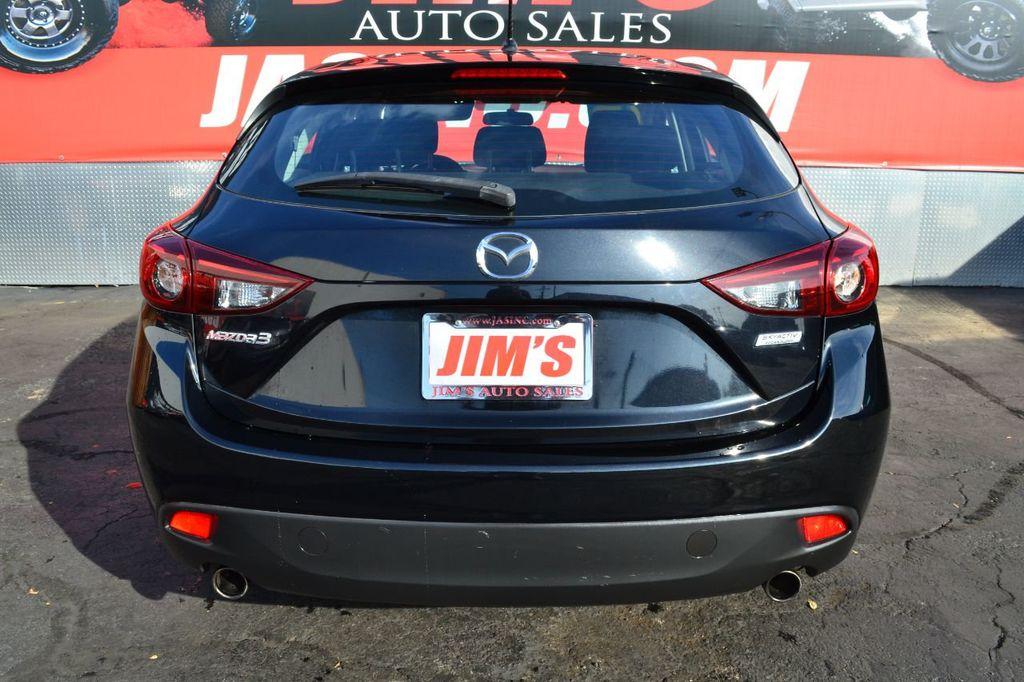 2015 Mazda Mazda3 Mazda Mazda3 i Sport Hatchback AutoCheck 1-Owner - 18253798 - 4