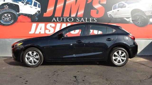 2015 Used Mazda Mazda3 Mazda Mazda3 i Sport Hatchback AutoCheck 1-Owner at  Jim's Auto Sales Serving Harbor City, CA, IID 18253798