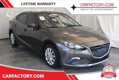2015 Mazda Mazda3 SPORT Sedan