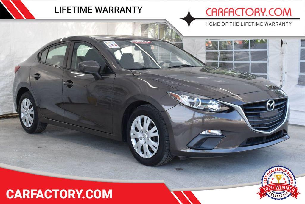 2015 Mazda Mazda3 SPORT - 18436043 - 0