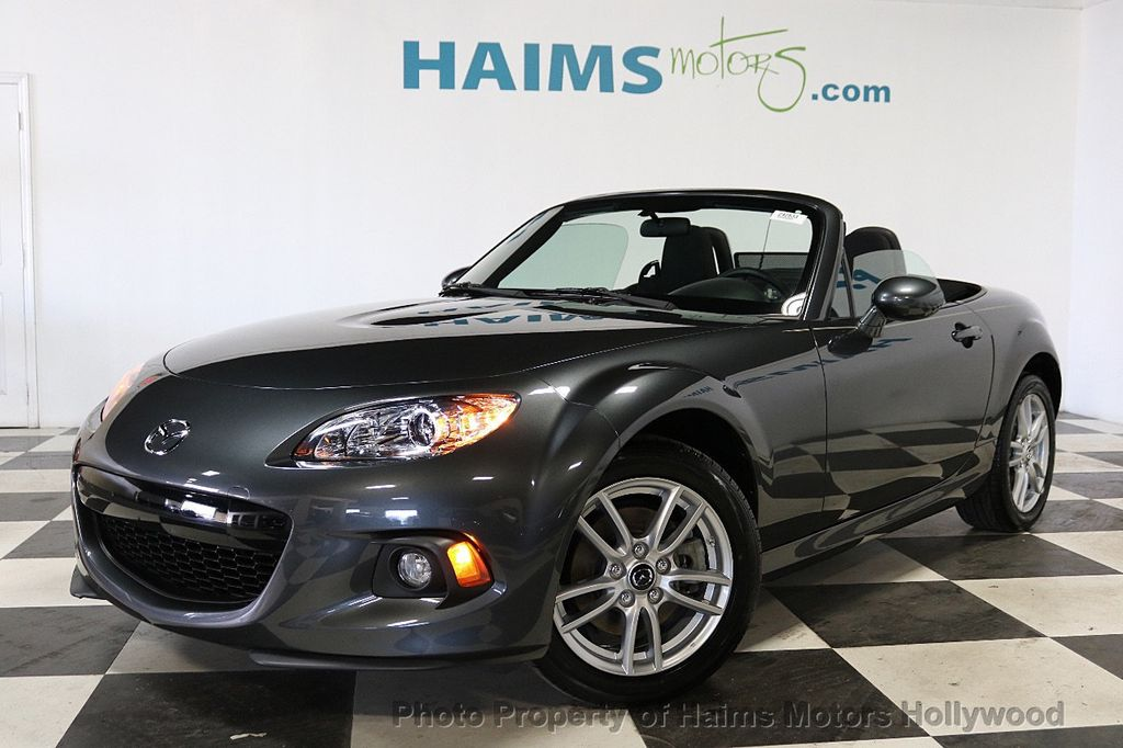 2015 Mazda MX-5 Miata 2dr Convertible Automatic Club - 18491764 - 1