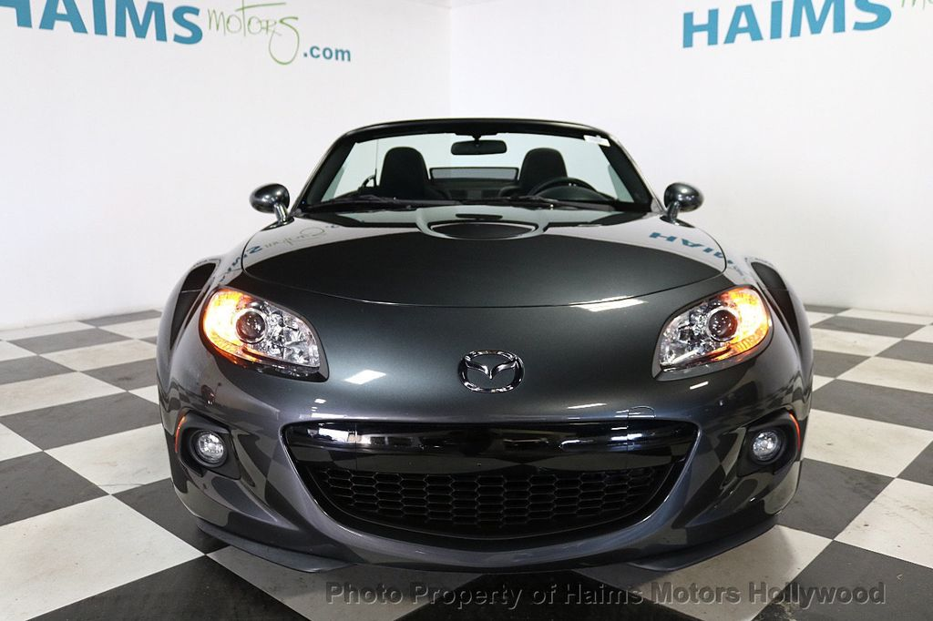 2015 Mazda MX-5 Miata 2dr Convertible Automatic Club - 18491764 - 2
