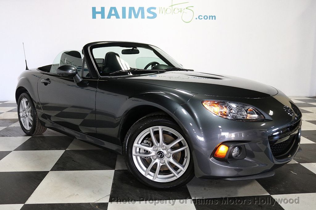 2015 Mazda MX-5 Miata 2dr Convertible Automatic Club - 18491764 - 3