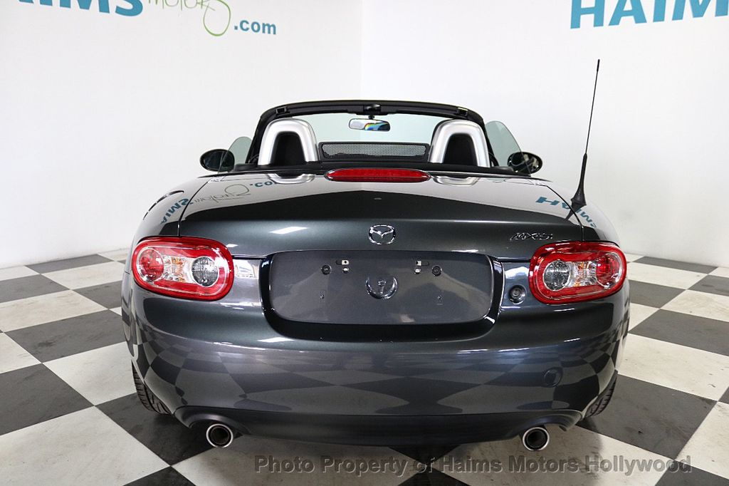 2015 Mazda MX-5 Miata 2dr Convertible Automatic Club - 18491764 - 5
