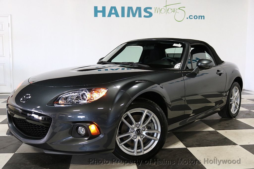 2015 Mazda MX-5 Miata 2dr Convertible Automatic Club - 18491764 - 7