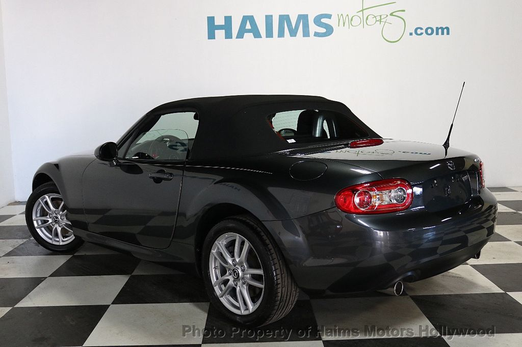 2015 Mazda MX-5 Miata 2dr Convertible Automatic Club - 18491764 - 8