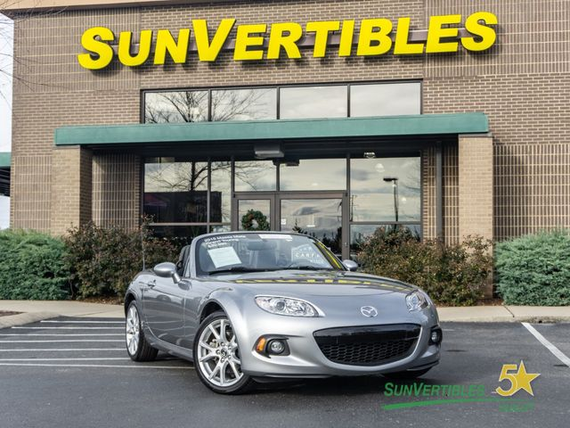 2015 Mazda MX-5 Miata 2dr Convertible Automatic Grand Touring - 18288582 - 0