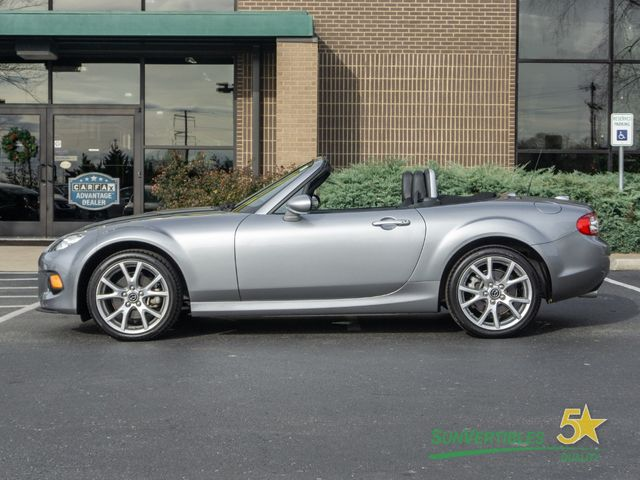 2015 Mazda MX-5 Miata 2dr Convertible Automatic Grand Touring - 18288582 - 9