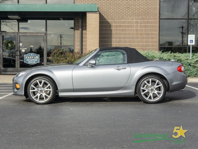 2015 Mazda MX-5 Miata 2dr Convertible Automatic Grand Touring - 18288582 - 10