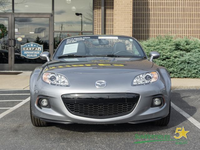 2015 Mazda MX-5 Miata 2dr Convertible Automatic Grand Touring - 18288582 - 3